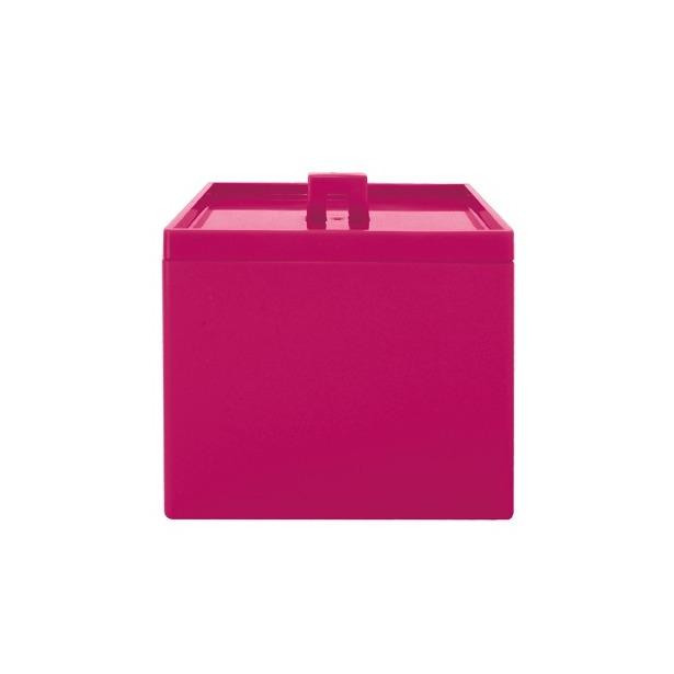 фото Контейнер для хранения Zak!designs «Кухонная геометрия». Цвет: малиновый. Уцененный товар