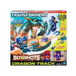 фото Игрушка трансформер Hasbro Бот Шот. Путь Дракона
