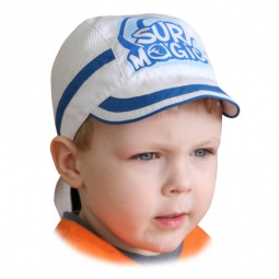 Купить Бандана с козырьком Shapochka «Ветер» ЯВ121028. Цвет: белый, синий