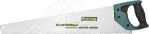 Ножовка по дереву Kraftool Expert Kraftmax SuperMax 15221-50 напильник 203 мм truper lpb 8b 15221