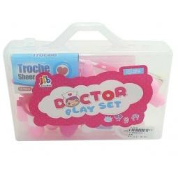 фото Игровой набор для девочки Shantou Gepai «Набор доктора в чемоданчике» 628560