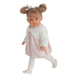 фото Кукла интерактивная Munecas Antonio Juan «Лула». Цвет: розовый