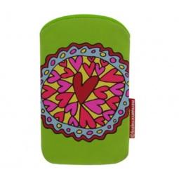 фото Чехол универсальный для смартфона Kukuxumusu Pocket Case L Loves