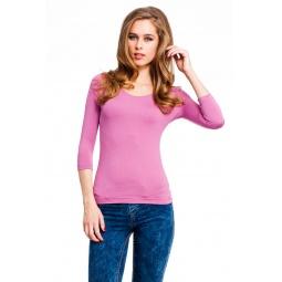 фото Кофта Mondigo 023. Цвет: темно-розовый. Размер одежды: 44