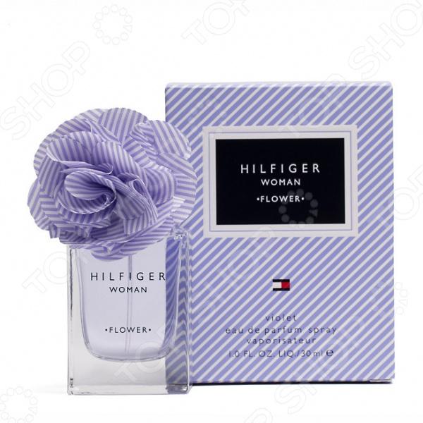 Парфюмированная вода для женщин Tommy Hilfiger Flower Violet парфюмированная вода tommy hilfiger peach blossom