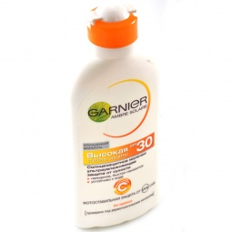Купить Молочко солнцезащитное Garnier Классическая гамма SPF 30