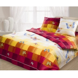 фото Комплект постельного белья Гармония «Махаон». Евро. Размер наволочки: 70х70 см — 2 шт.