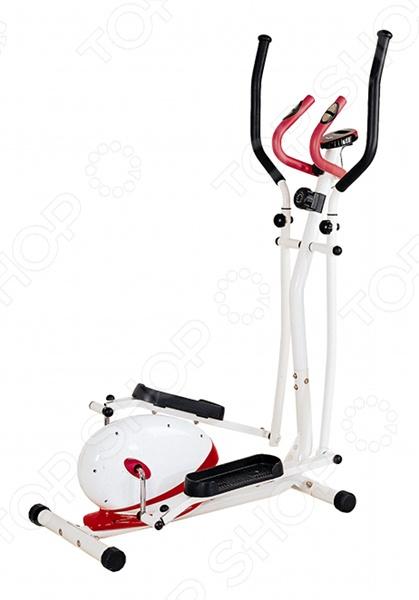 Эллиптический тренажер магнитный Sport Elite EL0173-01 велотренажер магнитный sport elite se200