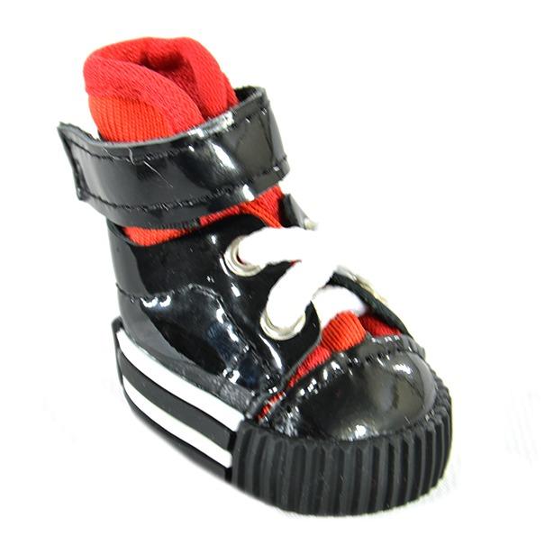 фото Обувь для собак DEZZIE «Глосси». Размер: 3 (5,5х4 см)