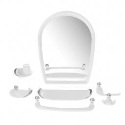Купить Набор аксессуаров для ванной комнаты «Вива Элегант» 10301