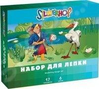 Набор для лепки Silwerhof «В гостях у сказки»