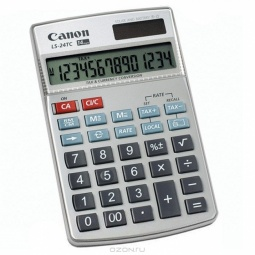 фото Калькулятор Canon LS-24 TC