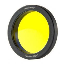 фото Фильтр световой Polarion. Цвет: желтый