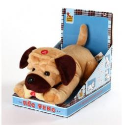 фото Игрушка интерактивная мягкая Fluffy Family «Пес Рекс»