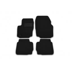 Комплект ковриков в салон автомобиля Novline-Autofamily BMW X1 2009-2015 - фото 5