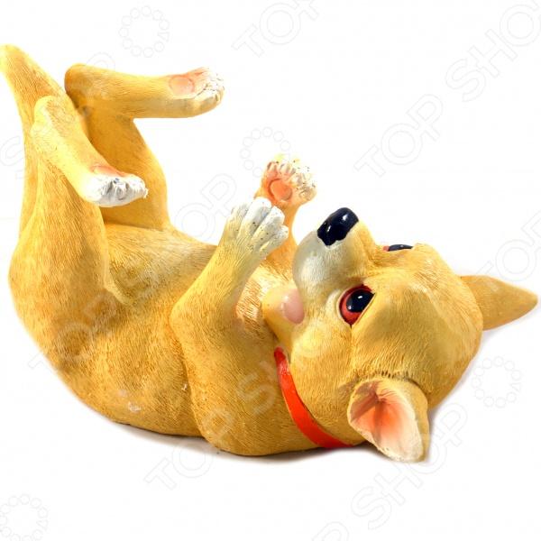 Подставка для вина Drivemotion «Собачка на спине»