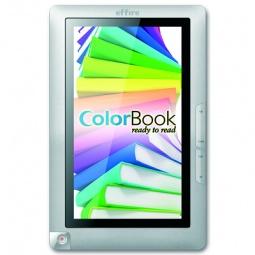фото Книга электронная Effire ColorBook TR73S. Цвет: серебристый