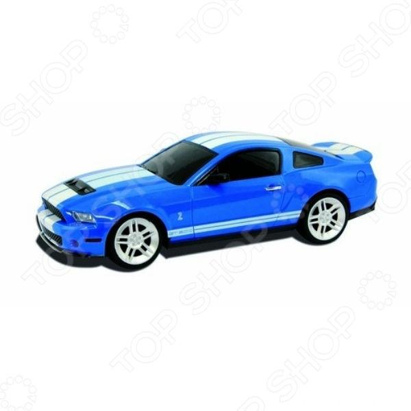 Автомобиль на радиоуправлении 1:12 KidzTech Ford GT500 автомобиль на радиоуправлении kidztech bugatti 16 4 grand sport