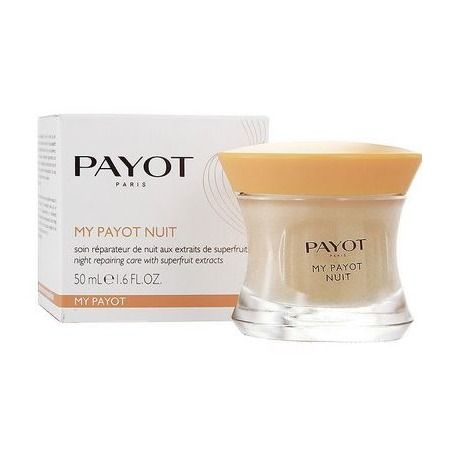 Купить Средство ночное Payot с активными растительными экстрактами