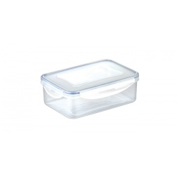 фото Контейнер для продуктов прямоугольный Tescoma Freshbox. В ассортименте. Объем: 1 л. Размер: 130х65х190 мм
