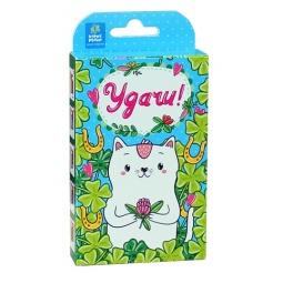фото Набор подарочный для выращивания Happy Plant «Веселые моменты. Удачи! Кот»
