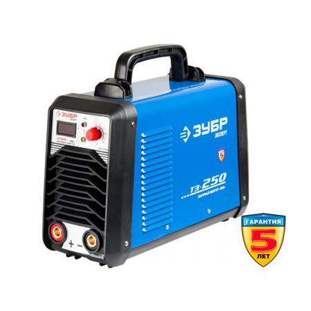 Купить Сварочный аппарат Зубр ЗАС-Т3-250