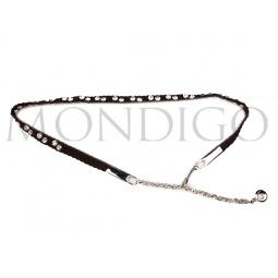 фото Ремень Mondigo 0074. Цвет: черный. Длина: 105 см