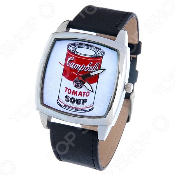 Часы наручные Mitya Veselkov Tomato soup CH