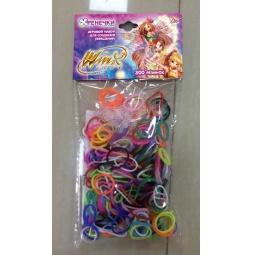 Купить Набор резиночек для плетения 1 Toy Winx Т58320