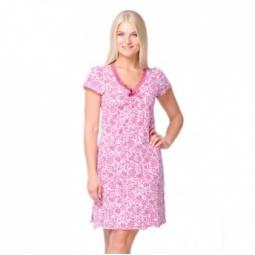 фото Сорочка Santi AW15-UAT-LSS-708. Цвет: ягодный. Размер одежды: 54-56
