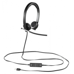 фото Гарнитура Logitech Headset H650e STEREO USB