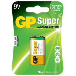 фото Элемент питания GP Batteries 1604A-5CR1