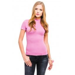 фото Водолазка Mondigo 037. Цвет: темно-розовый. Размер одежды: 42