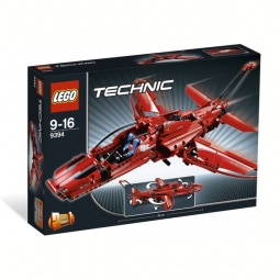 фото Конструктор LEGO Реактивный самолет