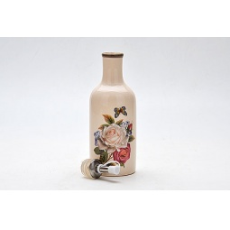 Купить Бутылка для масла Mayer&Boch MB-21706 «Розы»