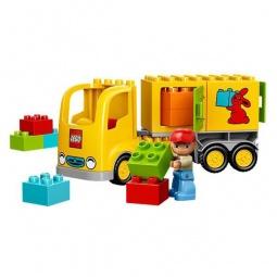 фото Игрушка-конструктор LEGO «Желтый грузовик»