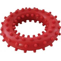 фото Игрушка для собак ЗООНИК «Кольцо с шипами». В ассортименте. Диаметр: 6,8 см