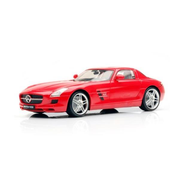 фото Модель автомобиля 1:18 Mondo Motors Mercedes-Benz SLS AMG