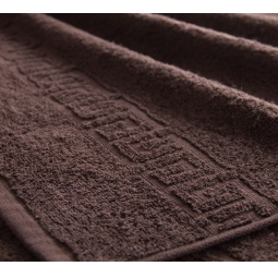 фото Полотенце махровое Asgabat Dokma Toplumy. Размер: 70х140 см. Цвет: коричневый