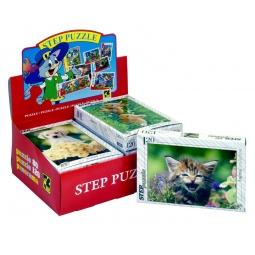 фото Пазл 120 элементов Step Puzzle Золотая серия - 9 (животные)