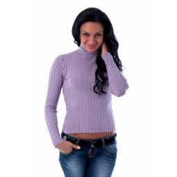 фото Свитер Mondigo 9035. Цвет: сиреневый. Размер одежды: 44