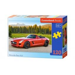 Купить Пазл 120 элементов Castorland «Автомобиль»