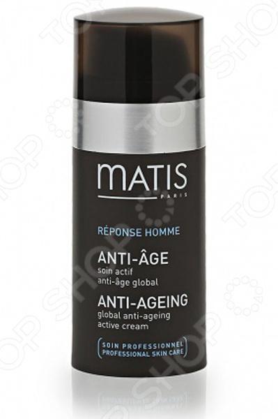 Крем для лица омолаживающий активного действия Matis Прекрасно увлажняет и питание кожу благодаря содержанию натуральных...