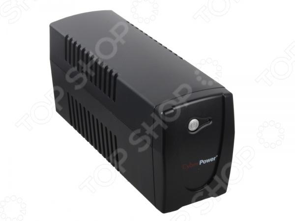 Источник бесперебойного питания CyberPower VALUE700EI-B cyberpower value 500ei b ибп
