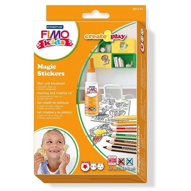 фото Набор для создания украшений детский Fimo Kids «Магия»