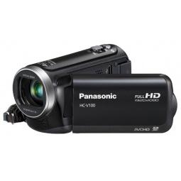 фото Видеокамера Panasonic HC-V100. Цвет: черный