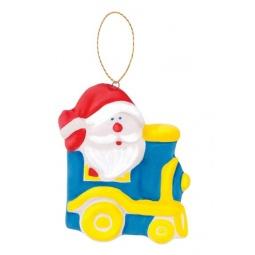 Купить Набор для росписи Color Puppy «Дед Мороз» 972107