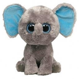 фото Мягкая игрушка TY Слон PEANUT. Высота: 33 см
