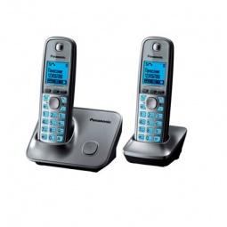 фото Радиотелефон Panasonic KX-TG6612. Цвет: серый