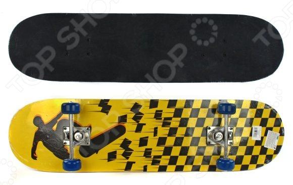Скейтборд Shantou Gepai Tetris скейтборд трюки